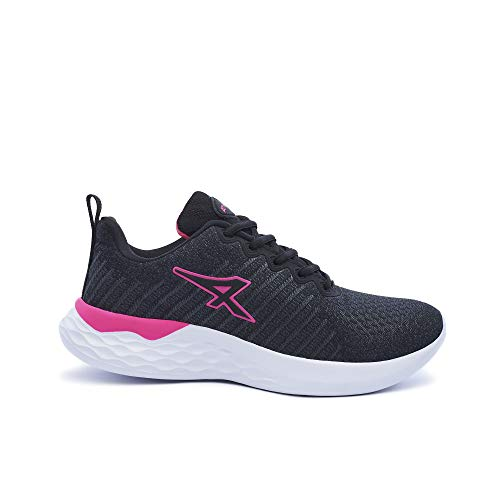 ATHIX Zapatilla Deportiva para Mujer - Compaction Flexy - Calzado Transpirable, Ligero y cómodo de Malla para Correr Caminar Trabajar Actividades al Aire Libre - Suela Antideslizante