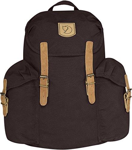 FJÄLLRÄVEN Övik Backpack 15L Rucksack, Hickory Brown, 15 x 38 x 42 cm