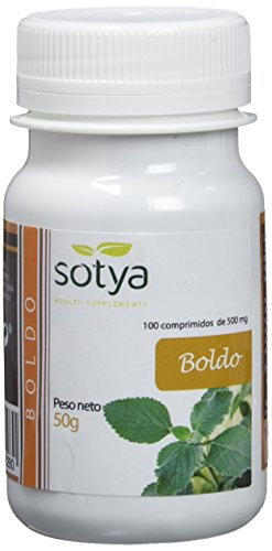 SOTYA - SOTYA Boldo 100 comprimidos 50 g