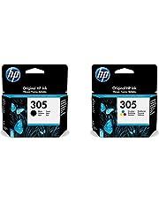 HP 305 2-Pack standaard Zwart & Tri-Colour Origineel Inktcartridge Combo pack