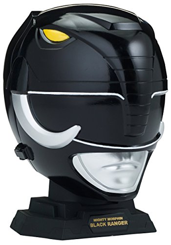 Black Power Ranger Helmet