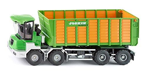 SIKU - 4064 - Joskin Cargotrack avec Wagon de Chargement