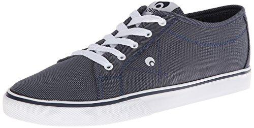 Osiris Herren Mith Skate Schuh, Blau (Marineblau/Weiß/Marineblau), 41.5 EU