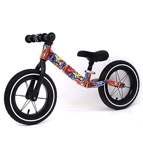 Control remoto Coche, Bicicleta de equilibrio for niños 2-8 años 12 pulgadas...