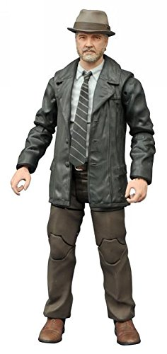 Gotham Select Harvey Bullock Actionfigur