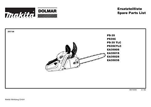 Benzinfilter, Original Ersatzteil für Dolmar PS-35, 163447-0