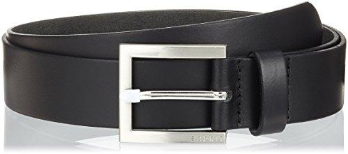 ESPRIT Accessoires Herren 998EA2S800 Gürtel, 001/BLACK, 105