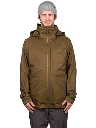 Patagonia Snow Jacket Homme, Sediment, XL
