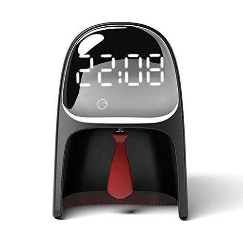 -reloj de mesa Despertador Del Escritorio Del Reloj Eléctrico Luz De La...