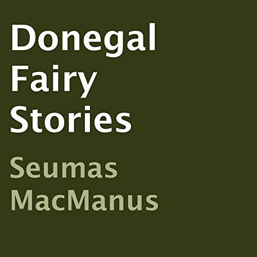 Donegal Fairy Stories cover art
