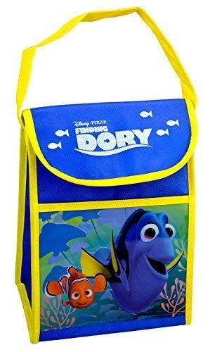 Disney Finding Dory Kids Lunch Box Bundled with Finding Dory Tattoos