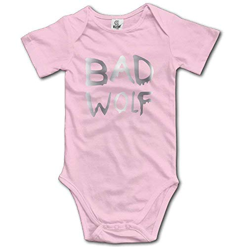Combinaison bébé garçon Bad Wolf Doctor Who Combi-Short pour Fille