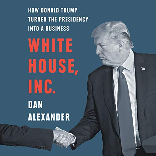 White House, Inc. cover art