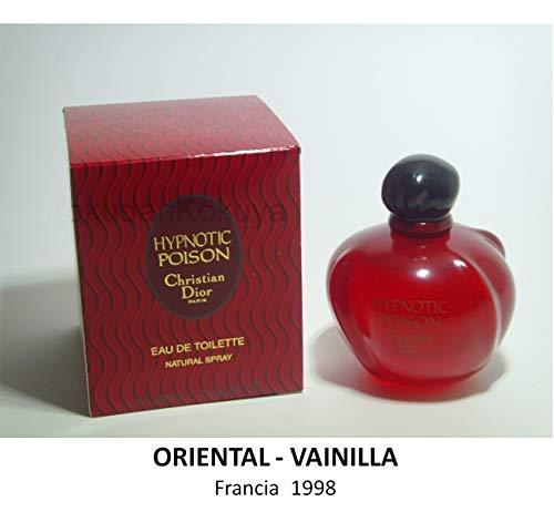 Christian Dior HYPNOTIC POISON (Formula Original) de 50 ml. Muy difícil encontrar.