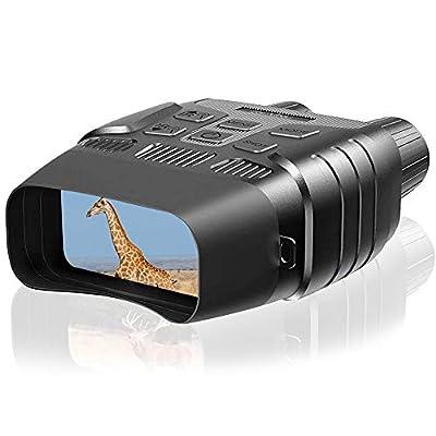 Night Vision Goggles 32 GB Memory Card Night Vision Binoculars - Digital Infrared Binoculars with Night Vision