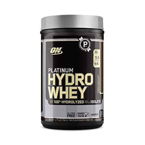 Optimum Nutrition Platinum Hydrowhey Protein Powder