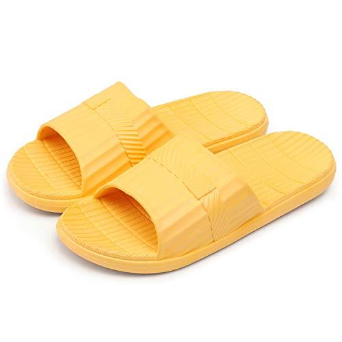 WINZYU Zapatos de Playa y Piscina Mujer Hombre Chanclas Anti