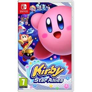 Nintendo Kirby Star Allies (UK, SE, DK, FI)