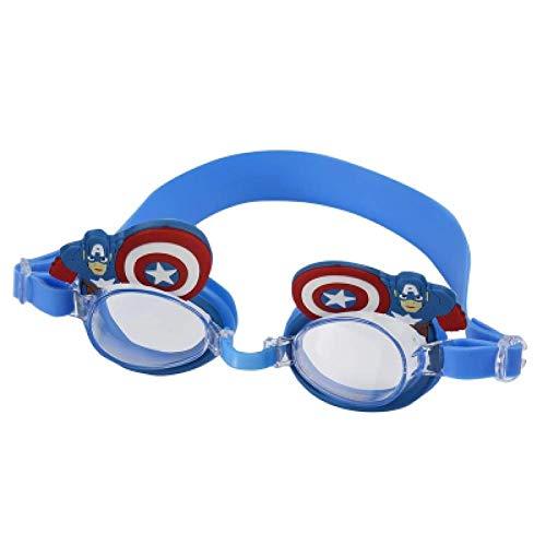 Girl Waterproof Swimming Goggles Children Swimming Goggles Cartoon Anti-Fog LATT LIV