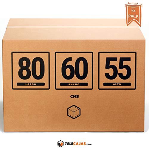 TeleCajas® | Cajas de Cartón Gigantes | Doble Pared