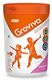 """Groviva is scientifically developed Child Nutrition Supplement for overall growth and development. To make your child """"Confident Inside and Active Outside"""" Groviva with its differentiator of Certi5 Signature Nutrients (Dual Protein, Highest DHA, Prob..."""