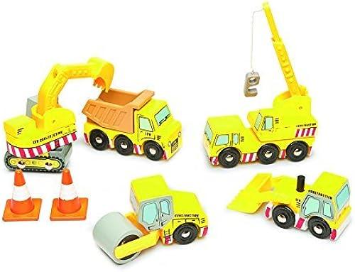 Todos los productos obtienen hasta un 34% de descuento. Le Toy Toy Toy Van TV442 Construction Set by Le Toy Van  compra limitada