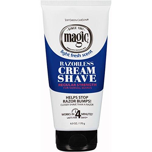 Magic Razorless Cream Shave
