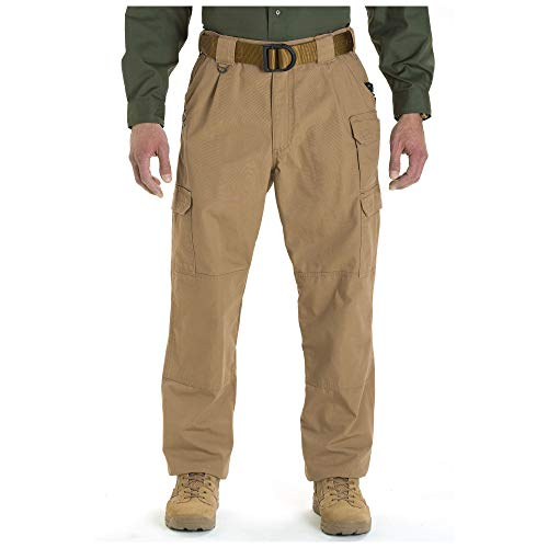5.11 Men's Tactical Pant-Coyote Brown, 34 Wide/30 Leg