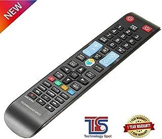 TS - Mando a distancia de repuesto para Samsung Smart Samsung UA40J6200 UE50JU6800 UE55JU6800K UE40JU7000 UE40JU6500K UE50JU6800 UE50JU6800K UE48JU7500TXXU UE48JU7500 UE32F5500 UE32F5700 UE32F6200 LED