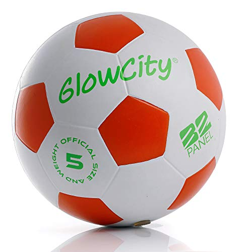 Light Up LED balón de fútbol – utiliza 2 hi-bright LED luces ...