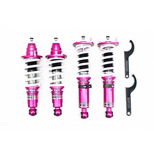 """Godspeed(MSS0150) MonoSS Coilover For Mazda Miata 90-05(NA/NB) Ver2 / With (2.75"""" EXTENDED TOP HAT)"""