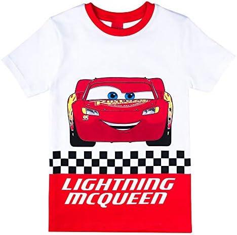 Niños Cars Camiseta, Rojo