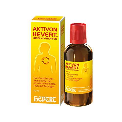 Aktivon Hevert Kreislauftropfen, 50 ml Lösung