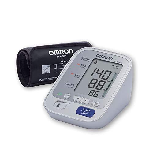 Omron Oberarm-Blutdruckmessgerät M3 Comfort