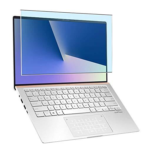 """Vaxson 2-Pack Anti Luce Blu TPU Pellicola Protettiva, compatibile con ASUS ZenBook 14 UX433 UX433FAC 14"""", Screen Protector Film [ Non Vetro Temperato ]"""