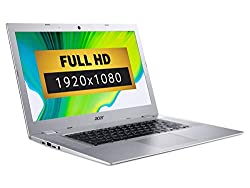 fast boot times, ease of use, tough security, a long battery life and the ready availability of google play are some of the advantages of chrome os. with a battery life of up to 10-hours, this acer chromebook is designed to stay at your side all day....