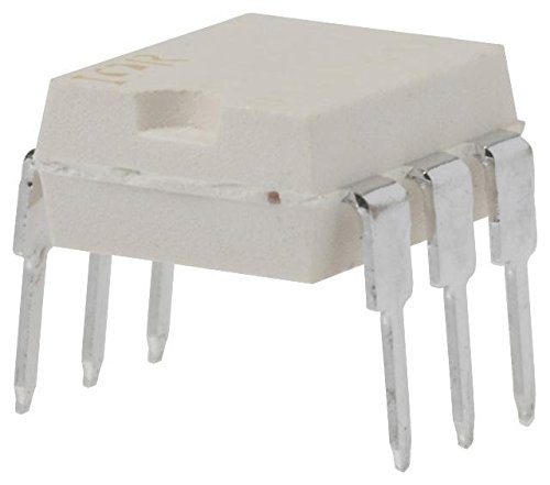 FAIRCHILD SEMICONDUCTOR MOC3081-M OPTOCOUPLER, TRIAC, 7500V (5 pieces)