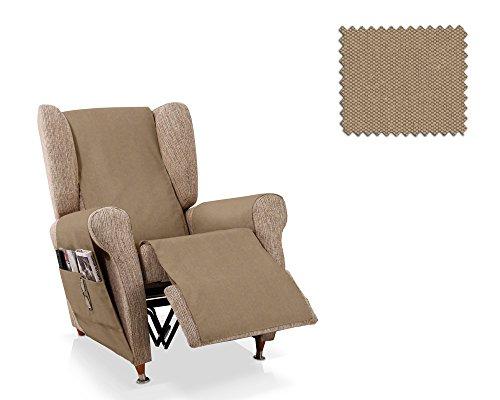 JM Textil Salva Poltrona reclinabile Mowin Dimensione 1 Posto (55 Cm.), Colore 07 (Vari Colori Disponibili)