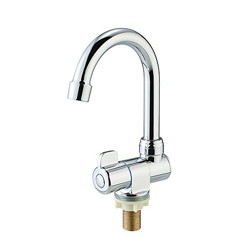 Kitchen Faucet,Galapara Mounted Rotating RV Faucet High-end Kitchen Faucet for Camper Recreational Vehicle Motor Home Travel Trailer