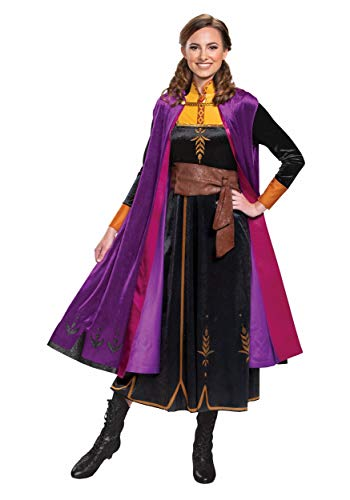 Disney Frozen 2 Deluxe Anna Women's Costume X-Large