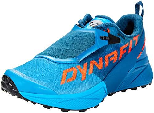 DYNAFIT Herren Ultra 100 GTX Laufschuhe, Blau (Reef Ibis), 43 EU