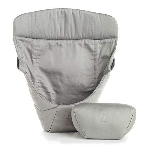 Ergobaby IIAGRYV3 Easy Snug Original - Cojín para bebé, color gris