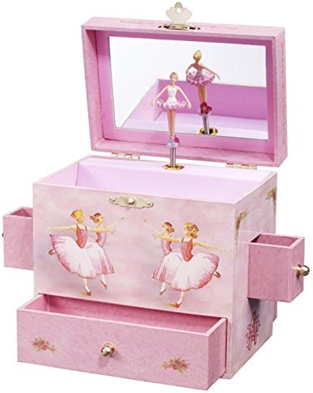 compra limitada Ballerina Treasure Music Box Box Box by Enchantmints  tienda en linea