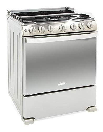 Estufa Domestica Cocina Electronica 30 Inoxidable Mabe