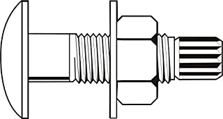 5 In L 7//8-9x PK5 Structural Bolt
