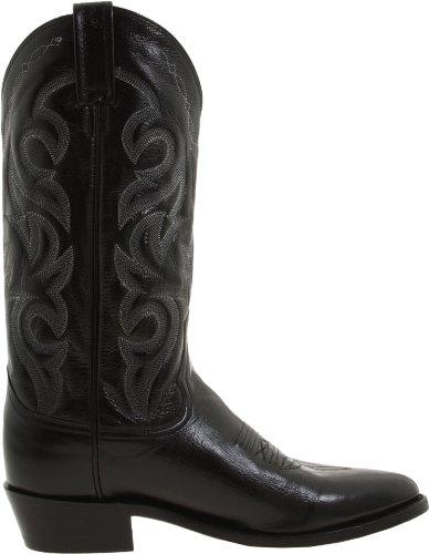 Dan Post Boots Mens Milwaukee Round Toe Boots Mid Calf - Black - Size 11 D