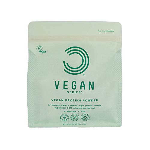 BULK POWDERS Veganes Protein Pulver, Eiweißpulver, Minzschokolade, 1 kg