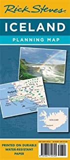 Rick Steves Iceland Planning Map