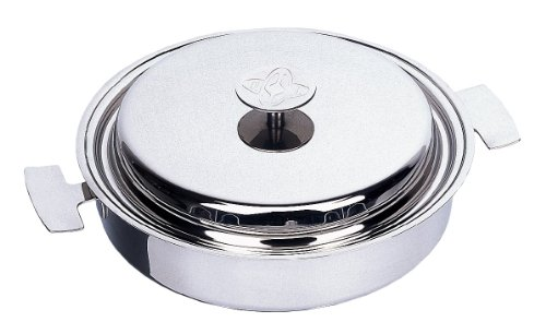 Baumstal 9210 Sauteuse avec Couvercle INOX 18/10 24 cm