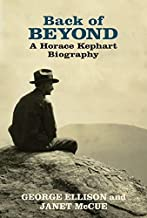 Back of Beyond A Horace Kephart Biography